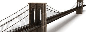 DOSCH 3D Brooklyn Bridge