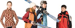 DOSCH 2D Viz Images People - Winter Sports