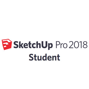 Trimble SketchUp Pro 2018 Student