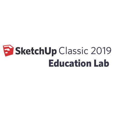Trimble SketchUp Classic 2019 Lab [Annual]