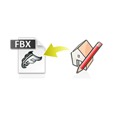 SimLab FBX Exporter for SketchUp Single User License