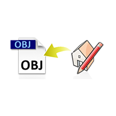 SimLab OBJ Exporter for SketchUp Single User License