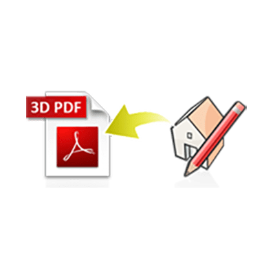 SimLab 3D PDF Exporter for SketchUp Single User License