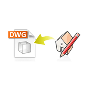 SimLab DWG Exporter for SketchUp Single User License