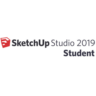 Trimble SketchUp Studio 2019 Student [Annual]