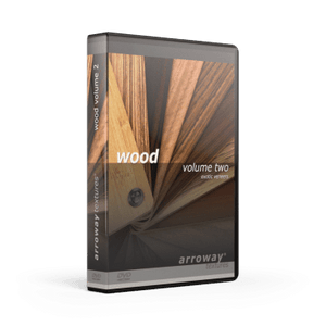 Arroway Textures Wood - Volume Two (Exotic Veneers)