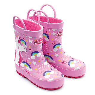 Chipmunks Unicorn Children's Wellies