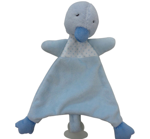 Pitter Patter Blue Duck Cosy Comforter