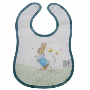Peter Rabbit Wipeable Bib