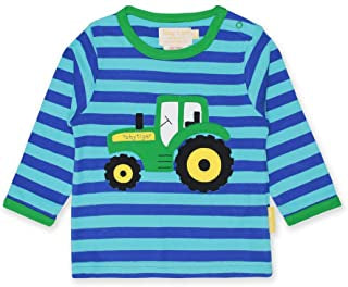 Toby Tiger Tractor T-shirt