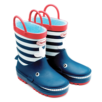 Chipmunks Moby Whale Children's Wellies