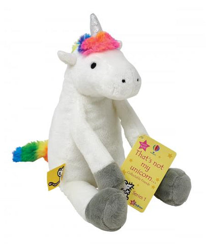 That's Not My Unicorn Soft Toy & Book