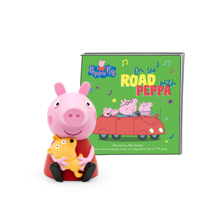 Tonies Peppa Pig On The Road Character