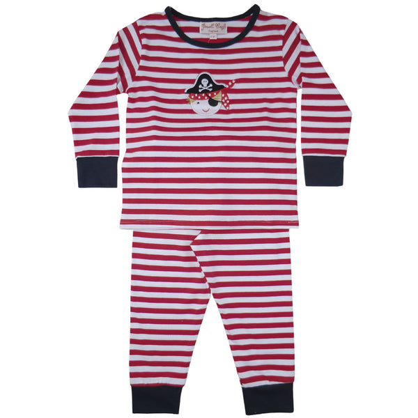 Powell Craft Pirate Cotton Pyjamas