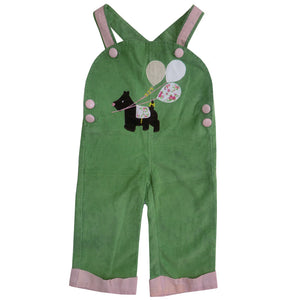 Powell Craft Scottie Dog Cord Dungarees