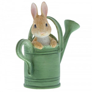 Peter Rabbit Figurine Peter In Watering Can