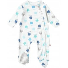 Piccalilly Sheep Footed Sleepsuit