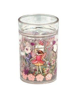 Flower Fairies Glitter Beaker
