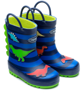 Chipmunks Jurassic Children's Wellies