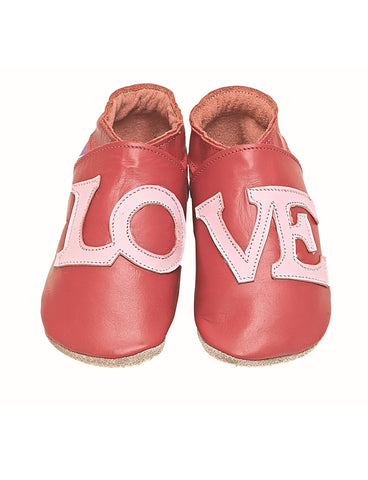 Starchild Love Leather Baby Shoes