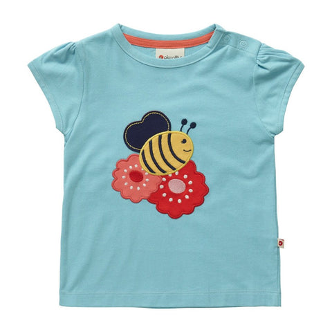 Piccalilly Busy Bee Baby Top
