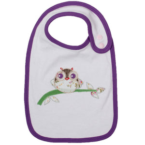 Powell Craft Owl Bib