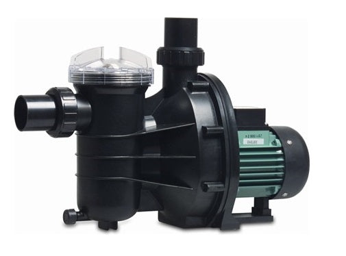 Mega Hydro-S Pool Pumps SS 0.2hp, 0.33hp, 0.5hp, 0.75hp
