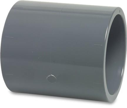 Plain Glue Socket - Imperial Grey