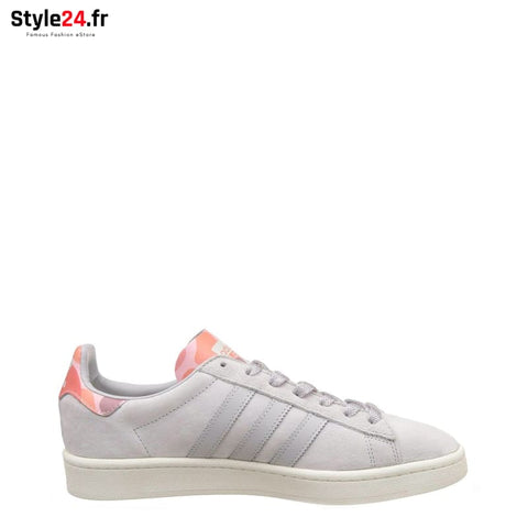 Adidas - ADULTS CAMPUS Chaussures Sneakers white / 4.5 -45% 50-100 adidas Brand_Adidas brandsdistribution Category_Chaussures www.style24.fr