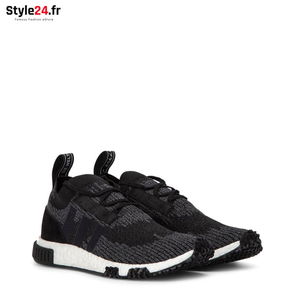 Adidas - NMD-RACER Chaussures Sneakers Brand_Adidas Category_Chaussures Color_Noir Gender_Unisex Subcategory_Sneakers www.style24.fr