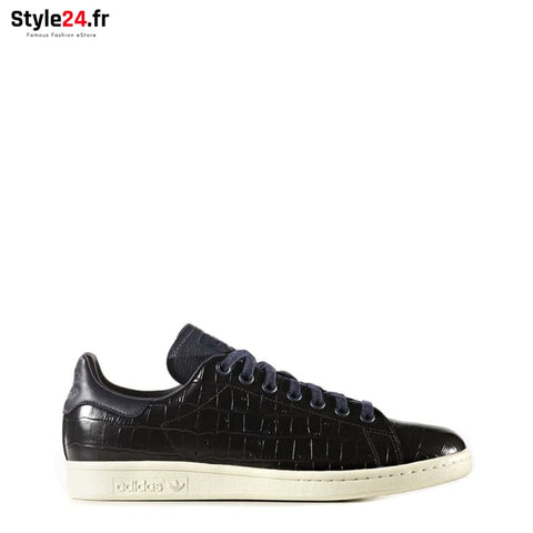 Adidas - Stan Smith Chaussures Sneakers black / 3.5 -35% 50-100 adidas Brand_Adidas brandsdistribution Category_Chaussures www.style24.fr
