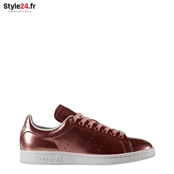 Adidas - Stan Smith Chaussures Sneakers red / 3.5 -30% 50-100 adidas Brand_Adidas brandsdistribution Category_Chaussures www.style24.fr