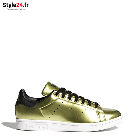 Adidas - Stan Smith Chaussures Sneakers yellow / 3.5 -35% 50-100 adidas Brand_Adidas brandsdistribution Category_Chaussures www.style24.fr