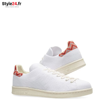 Adidas - Stan Smith Primeknit Chaussures Sneakers 50-100 adidas Brand_Adidas brandsdistribution Category_Chaussures www.style24.fr