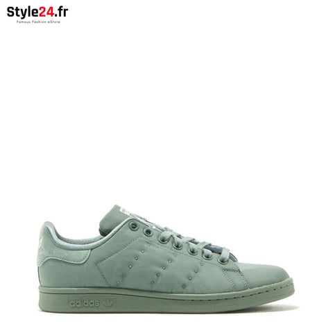Adidas - Stan Smith W Chaussures Sneakers green / 3.5 -35% 50-100 adidas Brand_Adidas brandsdistribution Category_Chaussures www.style24.fr
