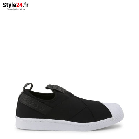 Adidas - Superstar-Slipon Chaussures Sneakers black / 7.5 -70% 20-50 adidas Brand_Adidas brandsdistribution Category_Chaussures