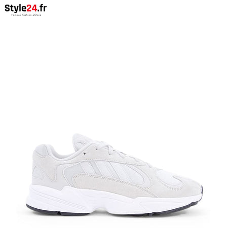 Adidas - YUNG-1 Chaussures Sneakers white / UK 6.5 -20% Brand_Adidas Category_Chaussures Color_Blanc Gender_Unisex Subcategory_Sneakers