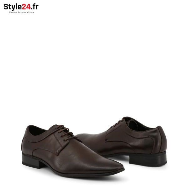 Duca di Morrone - HAROLD Chaussures à lacets Brand_Duca Category_Chaussures Color_Brun Gender_Homme Subcategory_Chaussures www.style24.fr