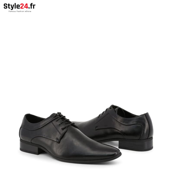 Duca di Morrone - HAROLD Chaussures à lacets Brand_Duca Category_Chaussures Color_Noir Gender_Homme Subcategory_Chaussures www.style24.fr