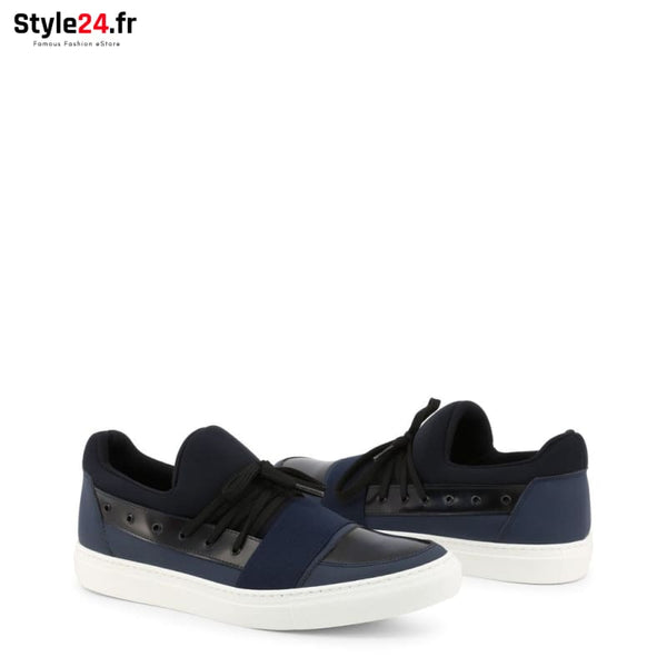 Duca di Morrone - WESLEY Chaussures Sneakers Brand_Duca Category_Chaussures Color_Bleu Gender_Homme Subcategory_Sneakers www.style24.fr