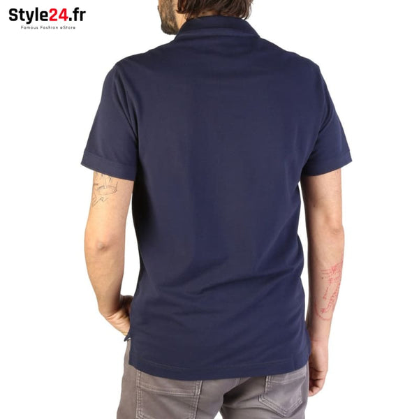 Emporio Armani - 9P461 Vêtements Polo Brand_Emporio Category_Vêtements Color_Bleu Gender_Homme Subcategory_Polo www.style24.fr