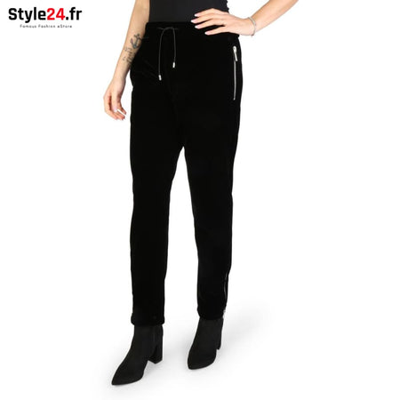 Emporio Armani - S1P03J_S11QJ Vêtements Pantalons black / S -50% Brand_Emporio Category_Vêtements Color_Noir Gender_Femme