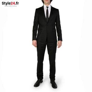 Emporio Armani - S1V16E_S1045 Vêtements Costumes black / 46 -65% Brand_Emporio brandsdistribution Category_Vêtements color-black