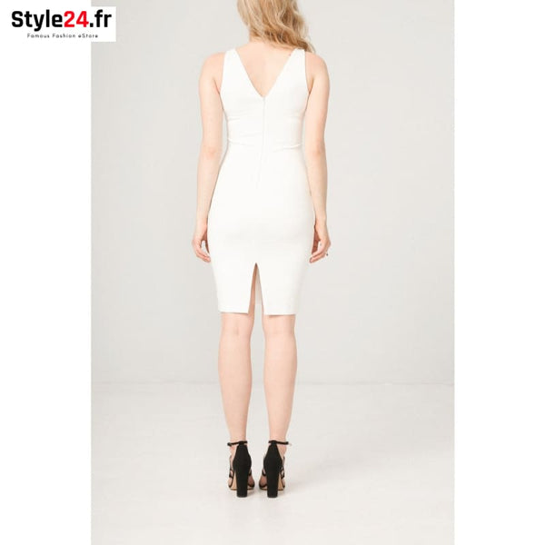 Fontana 2.0 - TAZIANA Vêtements Robes 20-50 Brand_Fontana Category_Vêtements color-blanc color-white www.style24.fr