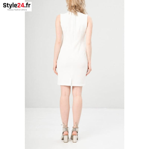 Fontana 2.0 - TULLIA Vêtements Robes 20-50 Brand_Fontana Category_Vêtements color-blanc color-white www.style24.fr