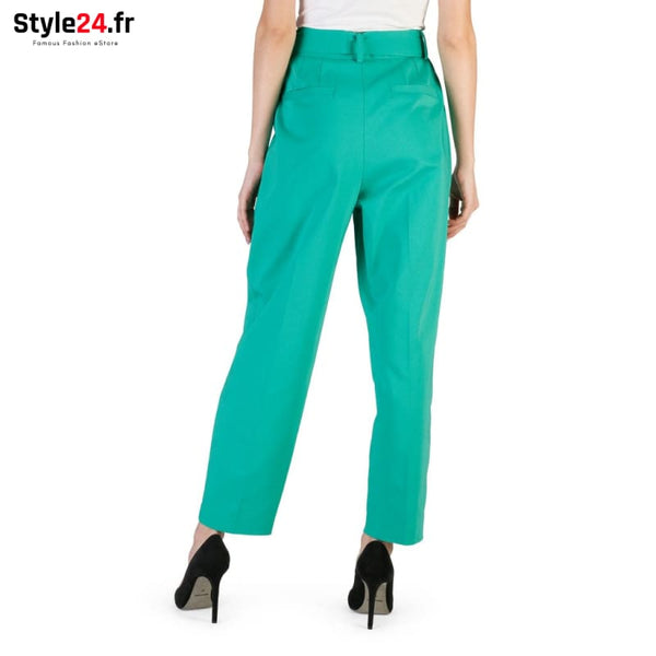 Imperial - PUX0VGX Vêtements Pantalons 20-50 Brand_Imperial Category_Vêtements color-green Color_Vert www.style24.fr