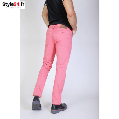 Jaggy - J1551T812-Q1 Vêtements Pantalons Brand_Jaggy Category_Vêtements Color_Rouge Gender_Homme jaggy www.style24.fr