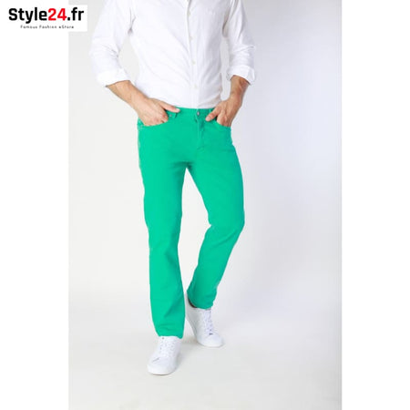 Jaggy - J1551T814-1M Vêtements Jeans green / 29 -80% Brand_Jaggy Category_Vêtements Color_Vert Gender_Homme jaggy www.style24.fr