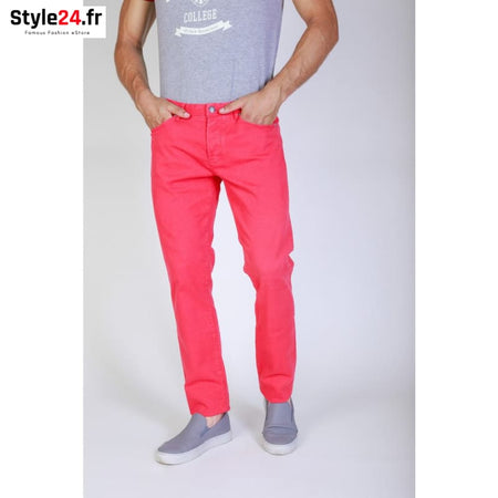 Jaggy - J1551T814-1M Vêtements Jeans red / 29 -80% Brand_Jaggy Category_Vêtements Color_Rouge Gender_Homme jaggy www.style24.fr