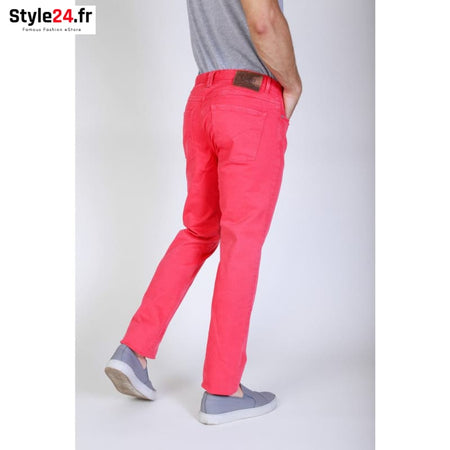 Jaggy - J1551T814-1M Vêtements Jeans Brand_Jaggy Category_Vêtements Color_Rouge Gender_Homme jaggy www.style24.fr